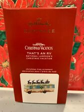 Hallmark Ornament 2020 National Lampoon Christmas Vacation That'S An Rv Htf