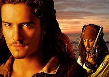 Piratas Del Caribe Cartel De Tela posicional A3 re 7