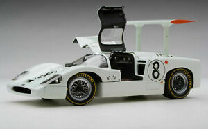 Exoto 1:18 Chevy Chaparral 2F coupe #8 Jennings / Johnson 427 high wing Le Mans