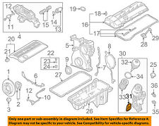 BMW OEM 92-95 525i Adapter Housing-Gasket 11421719855