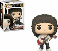FUNKO POP! - ROCKS - QUEEN - BRIAN MAY - 93 - WITH GUITAR