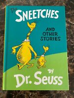 NEW The Sneetches and Other Stories by Dr. Seuss (1961, Hardcover) FREE SHIPPING