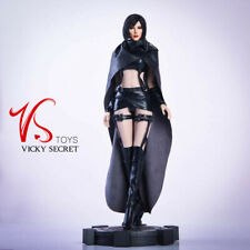 VSTOYS 19XG39 Sexy Female Black Clothes & Cape Set 1/6 FIT For Phicen Body