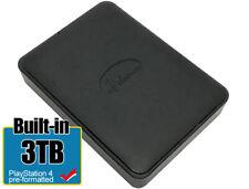 Avolusion 3TB (HD250U3-X1) USB 3.0 Portable External Hard Drive PS4 PreFormatted