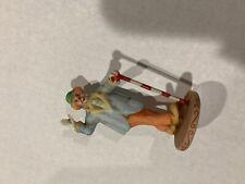 Willitt's Design Clown Blue Jacket 5847 Circus Mary Keen 1986 Figurine