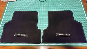 Genuine Car Floor Mats Rear for Ford Focus LS/LT/LV/XR5 07/2005 to 07/2011