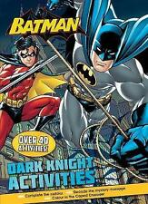 Batman Dark-Knight Activities by Parragon Books Ltd (Paperback, 2016)
