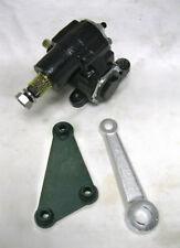 Vega Manual Steering Box Pitman Arm Bracket Kit Model A Ford Chevy Street Rod