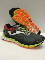 New Joma Titanium 612 Silver Running Training Shoes Sneakers Gray Neon Mens 7