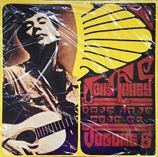John Fahey - Volume 6 / Days Have Gone By LP REISSUE NEW GOLD VINYL 4 MEN