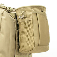 Tactical Magazine Dump Drop Pouch Military MOLLE System Belt Pouch Ammo Bag