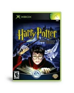 Xbox - Harry Potter and The Sorcerer's Stone Clean Scratch Free Game Disc Only