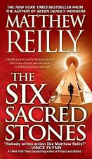 The Six Sacred Stones by Matthew Reilly, Good Book