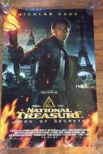 National Treasure 2 Book of Secrets 27x40 Original D/S Poster Not A Reprint