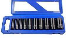 "Us Pro 10pc 3/8""dr DEEP IMPACT SOCKET SET Metric 10-24mm B1326"
