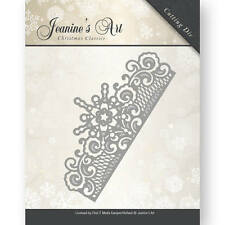 Jeanine's Art Christmas Classics Frozen Border Cutting Embossing Dies JAD10008