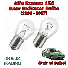 (97-07) Alfa Romeo 156 Rear Indicator Bulbs / Bulb Light Lights