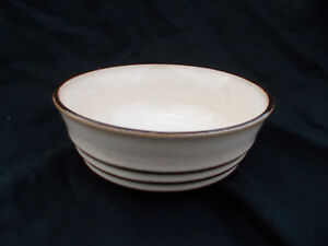 Denby SAHARA. Cereal or soup Bowl. Diameter 6 inches.