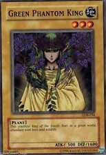 Green Phantom King LOB-034 X 1 Mint YUGIOH Legend of Blue-eyes White Dragon