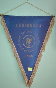 GAGLIARDETTO CENTRO CULTURALE RICREATIVO SORDOMUTI * CERIGNOLA 1985* N.1