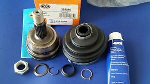 Audi Coupe - 4000 & Volkswagen Dasher - Fox - Quantum Outer C.V.Joint Kit w/Boot