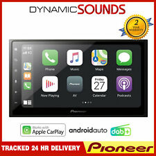 "Pioneer SPH-DA250DAB 6.8"" Screen Carplay Android Auto DAB+ Bluetooth Stereo"