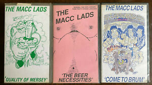 The Macc Lads Live Quality Of Mersey Come To Brum The Beer Necessities Video VHS