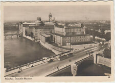 Alte AK Foto München, Deutsches Museum