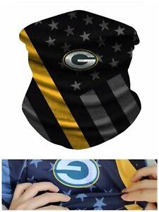 Green Bay Packers nfl neck gaiter