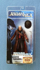 VILLAIN QUENTIN TURNBULL FROM JONAH HEX MOVIE 7 INCH FIGURE DC COMICS NECA