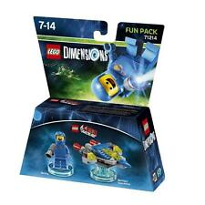 Lego dimensiones Fun embalar Lmv Benny nave espacial 71214 disponible