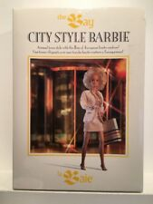 "VTG Barbie Doll 1993 By Mattel ""City Style Barbie"" NIB Sealed New THE BAY"