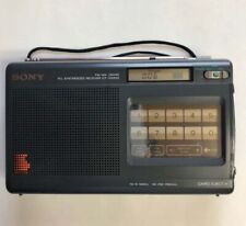 Sony ICF-SW800 Shortwave Portable Radio TESTED Working good F/S
