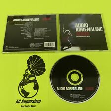 Audio Adrenaline adios the greatest hits - CD Compact Disc