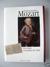 Wolfgang Amadeus Mozart Ein Genie verzaubert die Welt