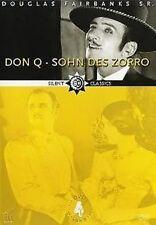 Don Q - Sohn des Zorro ( Stummfilm Klassiker ) mit Douglas Fairbanks, Mary Astor