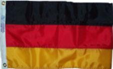 12x18 Inch German Germany Flag Sewn Stripes Oktoberfest Boat Flag Mini Flag