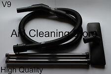 Aspirapolvere per vasca da bagno a pavimento Estensione Tubo Spazzola Tool Kit VICTOR V9 HEPA SERIE Hoover