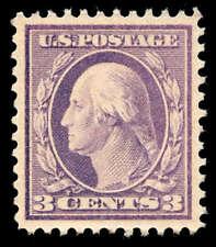 momen: US Stamps #501 Mint OG NH SUPERB PF cert