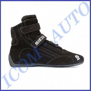 SPARCO RACING BOTTINES CHAUSSURES TOP SH-5 HOMOLOGUE FIA SHOES POINTURE 43