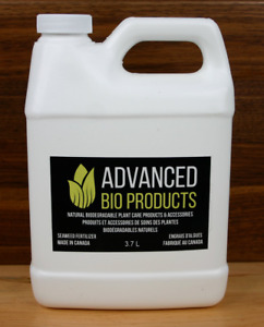Natural Liquid Seaweed Fertilizer Concentrate - 3.7 L Jug
