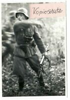 WW 2 Russland Feldzug: 22.08.42 Kampf  Wald Kolodesi Kradschtz Btl 59 Pz Gren.