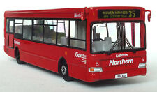 36706 EFE Dennis Dart SLF Plaxton Pointer Mark II Bus Go North East 1:76 Diecast