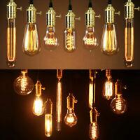 Vintage LED Edison Bulb E27 40W Filament Light Home Deco Lamp 2700K 220V GL735