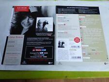 JANE BIRKIN - SERGE GAINSBOURG !!!! RARE FRENCH PLAN MEDIA