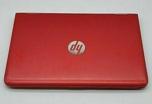 4207 HP Pavilion x360 11-k152sa Windows 10 Touchscreen Laptop 500GB HDD