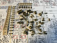 PREMIUM Reparatursatz AKAI GX-77 NICHICON MUSE FINE GOLD Elko Repairkit