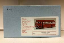 MODEL BUS COMPANY DAIMLER COG6 ROE B32F WHITE METAL BUS KIT No16D