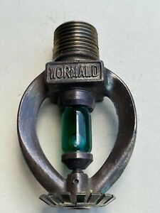 Vintage 1978 WORMALD AUSTRALIA Fire Sprinkler 15mm 93oC 200oF - Great Condition