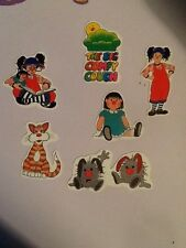 The Big Comfy Couch Molly Loonette Magnets 6pc set